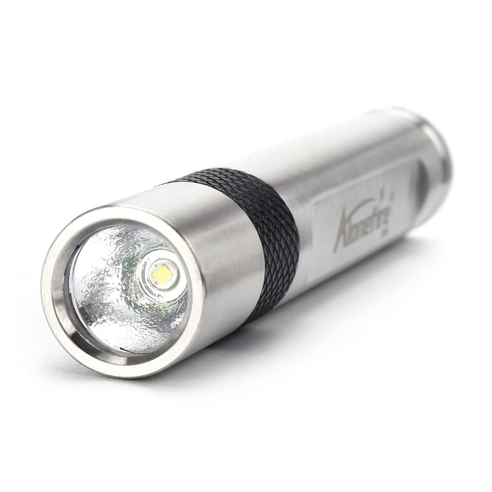 Stainless steel flashlight (7)