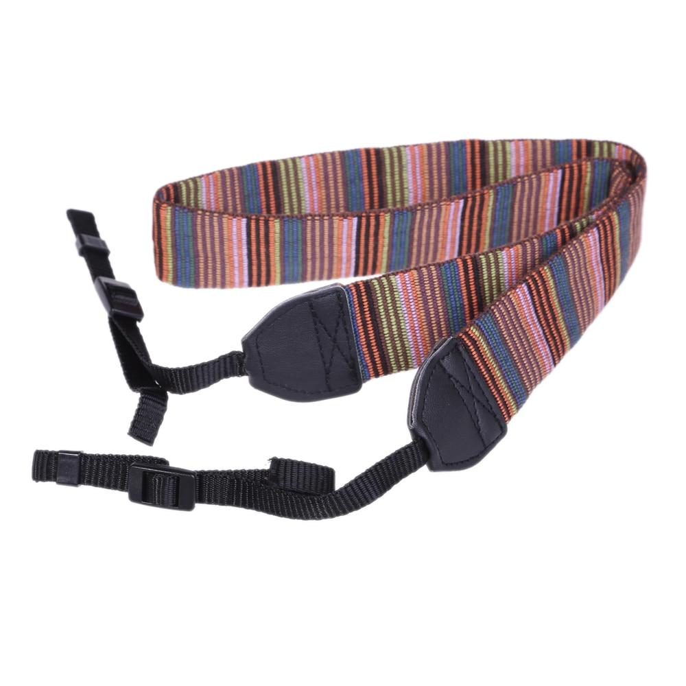 1pcs Camera Shoulder Neck Strap Sling Single Strap Belt for Nikon Canon Sony Pentax Fuji SLR DSLR Camera