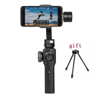 ZHIYUN Official Smooth 4 3 Axis Handheld Gimbal Portable Stabilizer Camera Mount For Smartphone Iphone Action