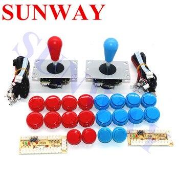Arcade Joystick DIY Kit Zero Delay Arcad...