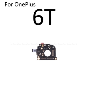 Image 5 - Mikrofon Modul Für OnePlus 1 2 3 3T 5 5T 6 6T 7 Vibrator Motor Mic Flex kabel Ersatz Teile