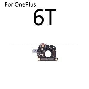 Image 5 - Moduł mikrofonu do OnePlus 1 2 3 3T 5 5T 6 6T 7 wibrator Motor Mic Flex Cable części zamienne