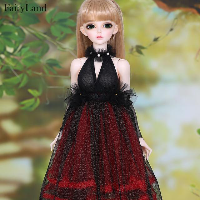 Fairyland FairyLine60 Ria Doll BJD 1/3 body model  baby girls boys doll High Quality toys OUENEIFS