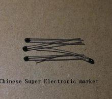 500 pces 10k ohm ntc thermistor resistor NTC-MF52AT 10k +/-5% 3950 +/-%
