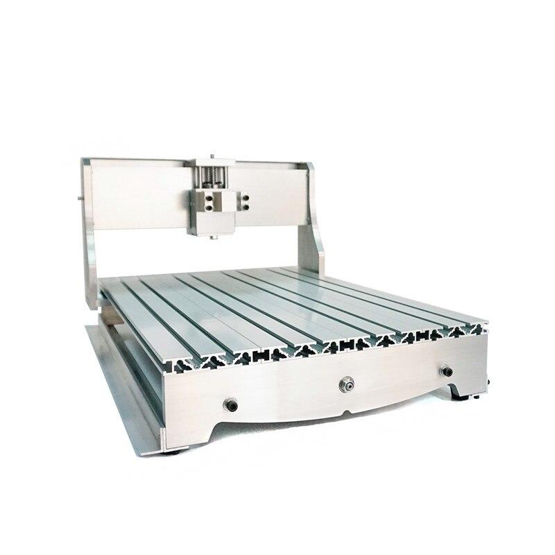 CNC milling Machine Frame DIY CNC Suitable CNC router 6040 2.2KW Spindle fixture 65mm eur free tax cnc 6040z frame of engraving and milling machine for diy cnc router