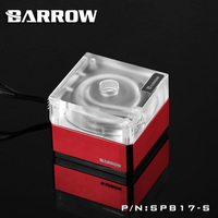 Barrow 12V RGB 17w Pump Water Cooling Pump Cooling System Water Pump Computer Speed SPB17 S