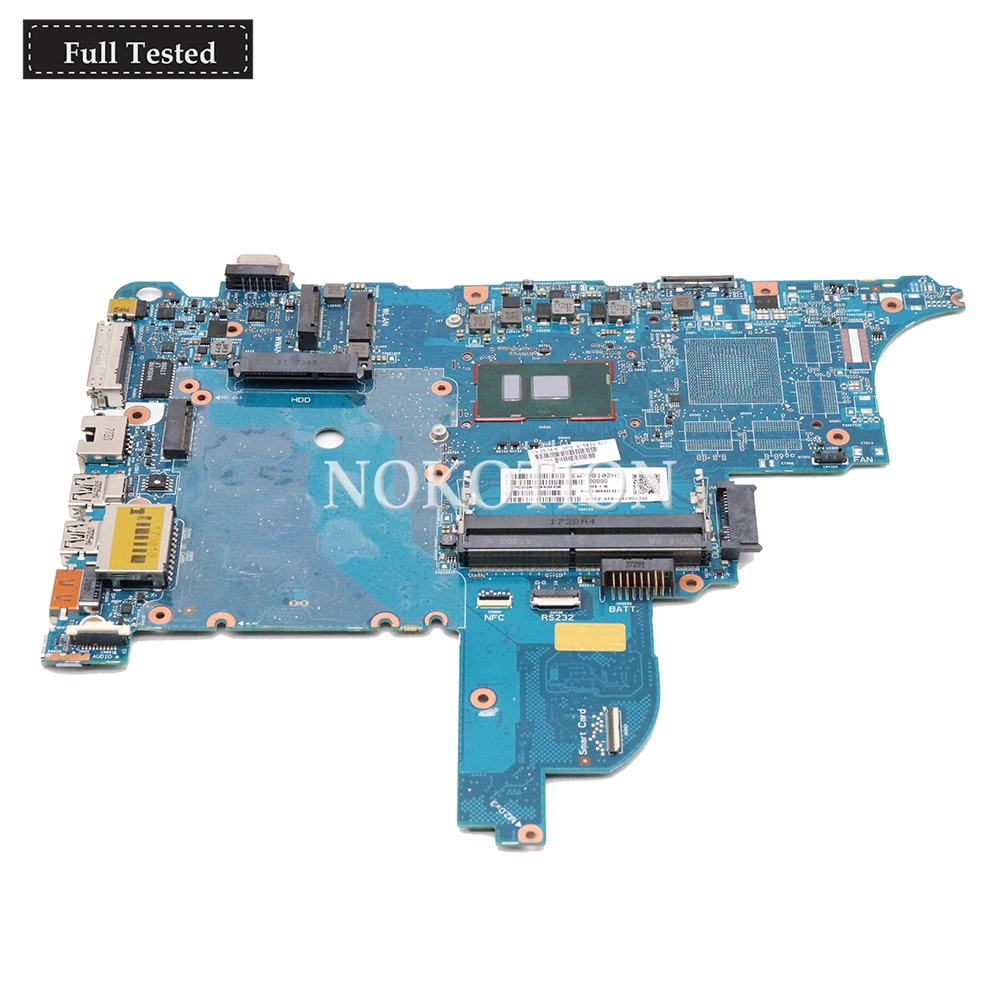 NOKOTION 916834-601 916834-001 CLOONEY-6050A2860101-MB-A01 For HP Probook 640 <font><b>650</b></font> G3 laptop motherboard SR340 <font><b>I5</b></font>-7300U DDR4 image