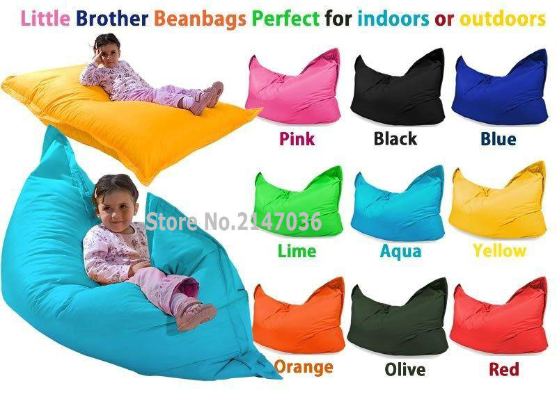 little brother beanbags perfect for outdoor and indoors