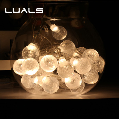 100 Lamp LED Christmas Lights Halloween Decoration New Year Led Lights Party Wedding Dec ...