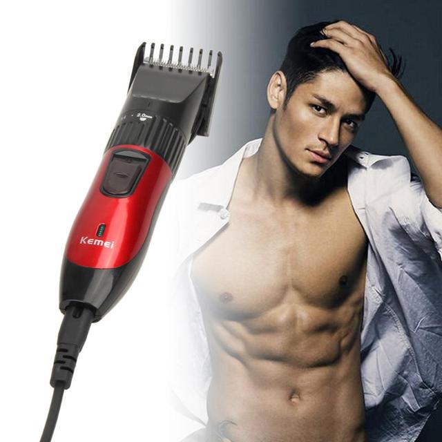 Rechargeable Hair Clipper Professional Hair Trimmer for Men Electric Cutter Hair Cutting Machine Haircut Men Styling Tools