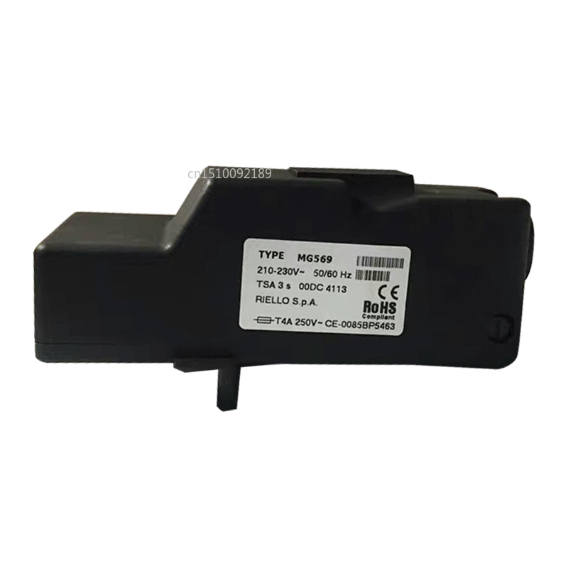 New And Orginal R.B.L MG569 Control Box For Riello Burner Controller Free Shipping One Year Warranty