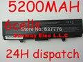 5200 mah bateria do portátil para dell gw240 297 m911g rn873 ru586 xr693 x284g bateria do notebook de transporte para dell inspiron 1525 1526 1545