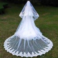 Custom Made a 5m veil for Customer