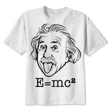 Albert Einstein E=MC2  T-shirt