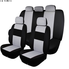 цена на Car Believe leather car seat covers For peugeot 206 407 508 308 301 3008 2017 205 106 307 207 car accessories seat covers