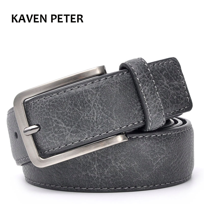 Apparel Accessories ... Belts ... 32757191478 ... 5 ... Accessories For Men Gents Leather Belt Trouser Waistband Stylish Casual Belts Men With Black Grey Dark Brown And Brown Color ...