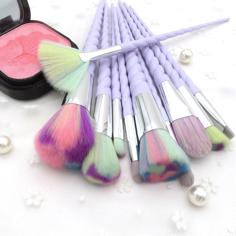 Бірегей реңкті щетка щеткасы макияж - Макияж - фото 2