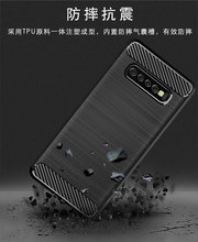 Shockproof Silicone Phone Case No.1 for Samsung Galaxy S10 Plus S10E S10+