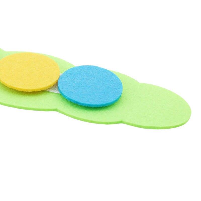 Montessori Math Speelgoed Kinderen Game Kleur Sorteren Onderwijs Kleuterschool Handleiding Diy Weave Doek Vroeg Leren Onderwijs Kinderen Speelgoed