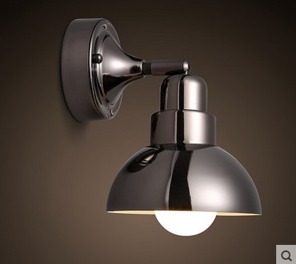 Modern LED Wall Light For Home Beside Lamp Wall Sconce,LED Stair Light Arandela Lamparas De Pared iron modern led wall lamp fabric lampshade bedside light concise wall sconces fixtures for home lightings lamparas de pared