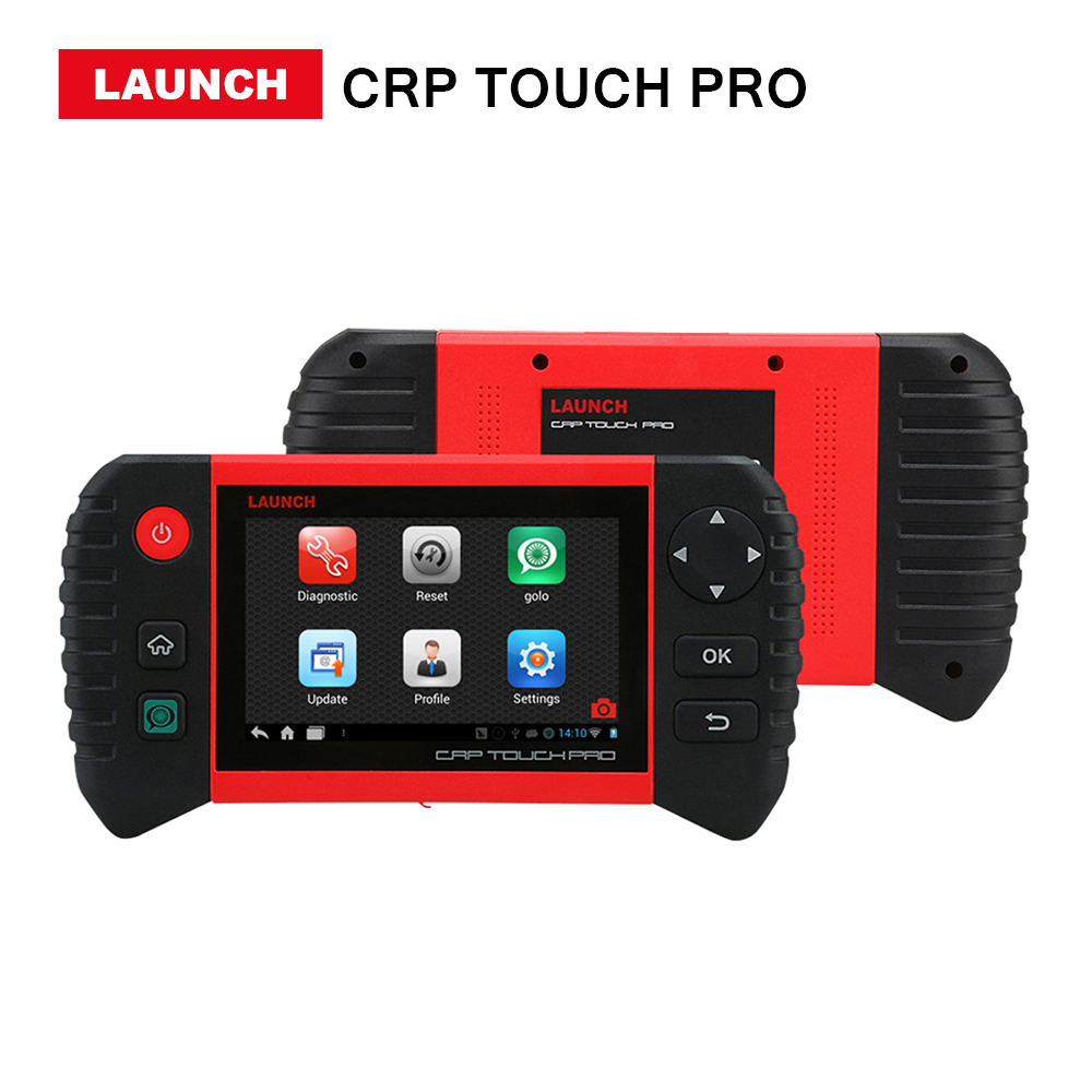 Launch Creader CRP Touch Pro Full System Diagnostic EPB DPF font b TPMS b font Wi