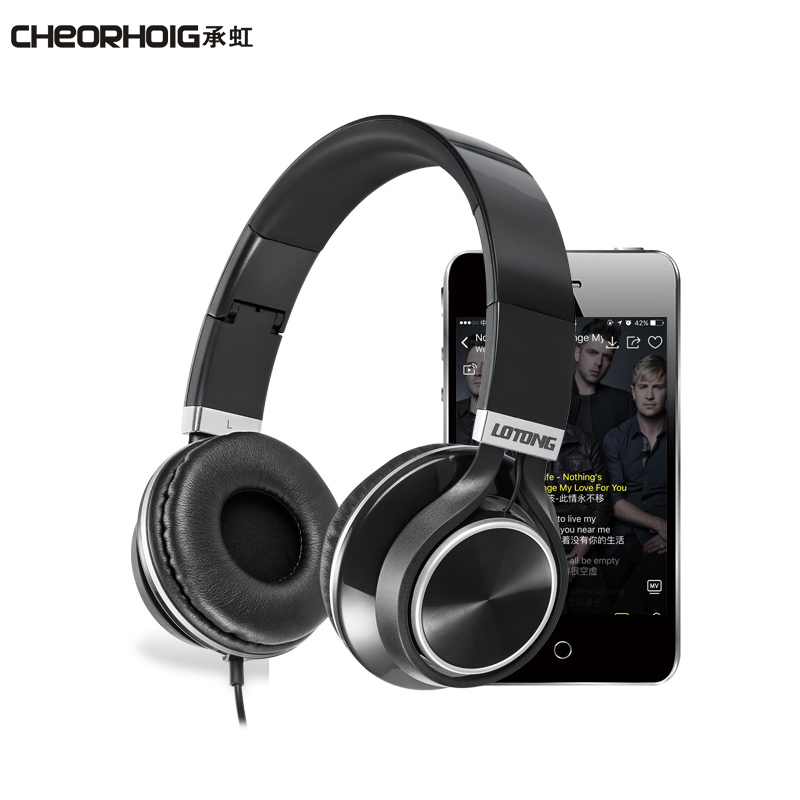 CHEORHOIG T8 Headphones with Microphone and Volume Control Foldable Headset for iPhone 6/6s iPad/iPod xiaomi redmi Device hplc method development for pharmaceuticals volume 8