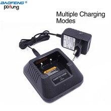 Baofeng UV-5R EU/US/UK/AU/USB/Car Батарея Зарядное устройство для Baofeng UV-5R DM-5R плюс рация УФ 5R радиолюбителей UV5R двухстороннее радио