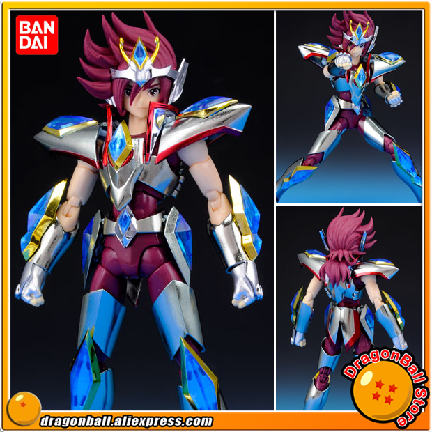 Anime Saint Seiya Omega Original BANDAI Tamashii Nations Saint Cloth Myth Action Figure - Pegasus Koga / Kouga тумба комбинированная маугли