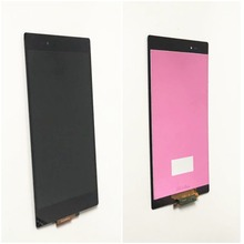 For Sony Xperia Z Ultra XL39h XL39 C6802 C6806 C6843 C6833 LCD Display Touch Screen with Digitizer Assembly For Sony Xperia lcd