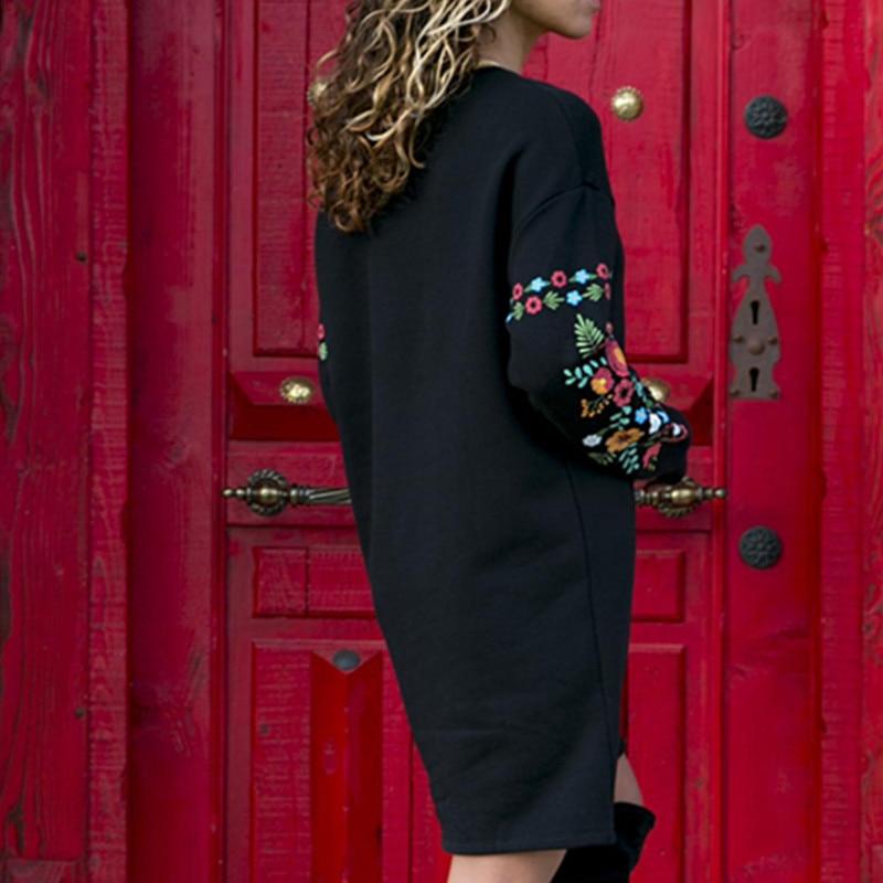 LOSSKY-Fall-Casual-Loose-Floral-Printed-Glue-Mini-Dress-Women-O-Neck-Long-Sleeve-Women-Autumn (1)