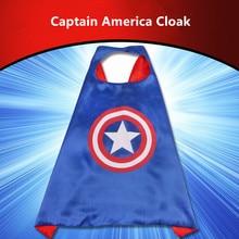 70*65CM Marvel Avengers Action Figure Spiderman Hulk Batman Iron Man Captain America Thor Wolverine Cloak Display Party Props