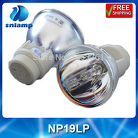Original projector lamp bulb NP19LP for U250X U260W