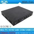 Мини-пк 16 г 512ram смарт-чехол PC компьютер Linux мини-пк SSD с Intel Celeron1037U двухъядерный 1.8 ГГц