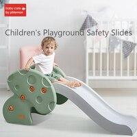 Детская безопасность слайды Экологичные HDPE слайдер Бытовая площадка восхождение утолщенный удлинение слайдер дети игрушки для активных и