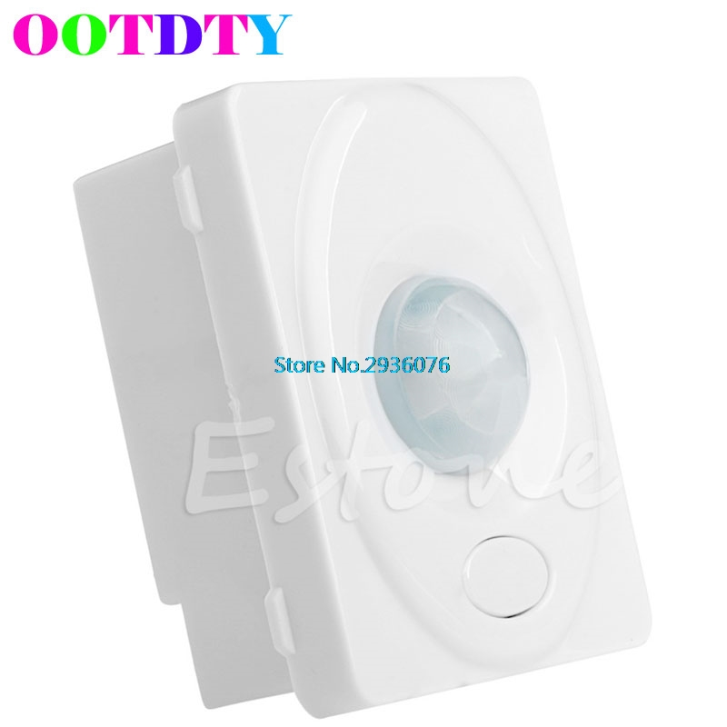 Save Energy IR Infrared Motion Sensor Automatic Lamp Light Control Switch DC 12V APR15_35