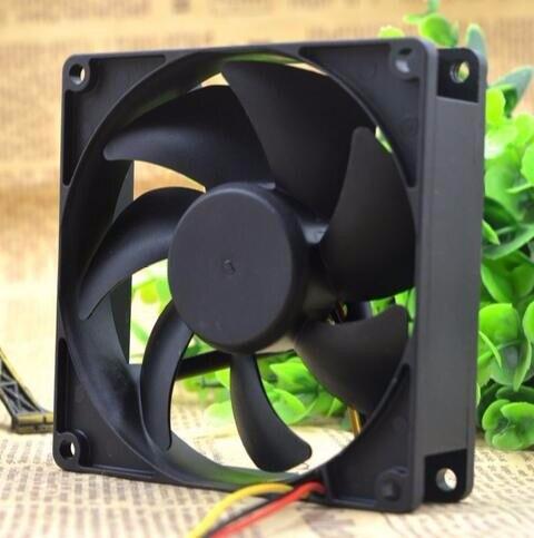SUNON EE92251B1-0000-G99 92*92*25mm 9cm DC 12V 2.0W 3-wire cooling fan