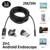 2016 New Arrival 5.5mm Lente 2em1 Android USB Câmera Endoscópio 2 M 5 M OTG USB Snake Inspeção Tubo Camera IP68 À Prova D' Água 6 PC LEVOU