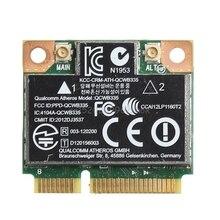 Bluetooth 4.0 Wifi Wireless Mini PCI-E Card  QCWB335 AR9565 SPS 733476-001 #H029#