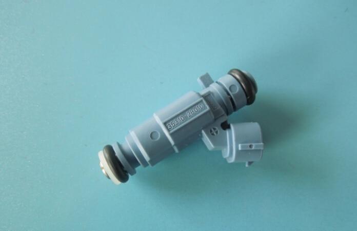 4pcs Flow Matched Fuel Injector Nozzles For HYUNDAI KIA 35310-2B010 new fuel injector 0432191629 3928384 fit for c8 3l 6ct 6cta