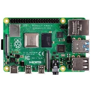 Image 2 - Latest Raspberry Pi 4 Model B with 1/2/4GB RAM BCM2711 Quad core Cortex A72 ARM v8 1.5GHz Support 2.4/5.0 GHz WIFI Bluetooth 5.0