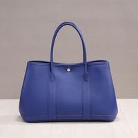 Camelia Top Handle Bag Genuine Cow Leather Fashion Handbag