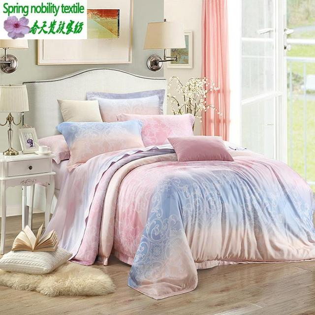 2015 Hot Princess Bedding Kawaii Bedding 4 Pcs Luxury Bed Linen Set Country  Style Bedding Queen