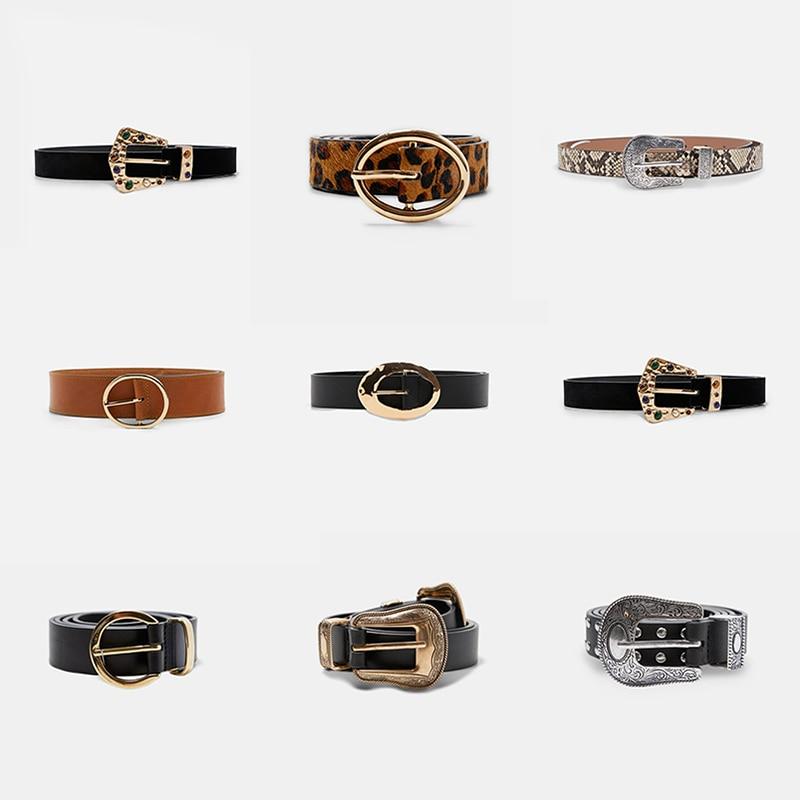 Miwens Za 2019 New Style Metal Snake Skin   Belts   Fashion Long   Belts   Women Wholesale Handmade Factory Jewelry Dropshipping A237