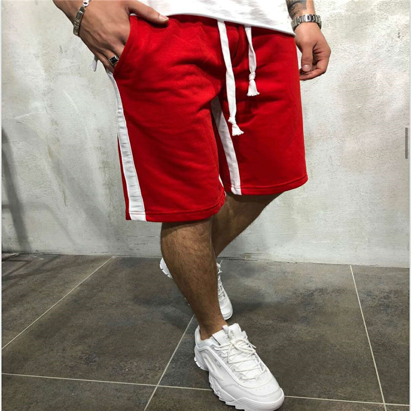 2019 summer new cotton explosion models stretch breathable eBay Amazon station street fashion men's trousers(China)