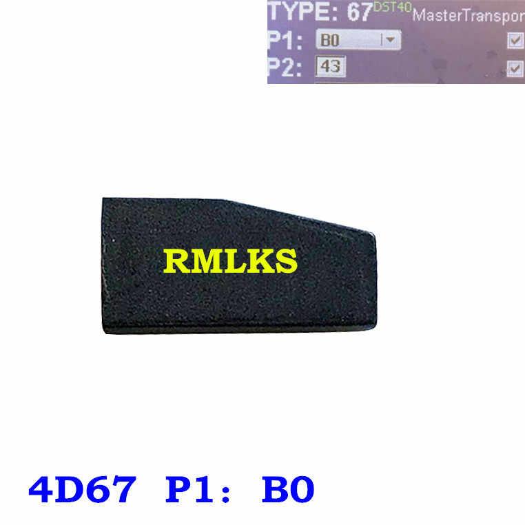 4D67 Master Transponder D Chip Voor Toyota 4D67 Autosleutel Chip Auto Transponder Sleutel Chip