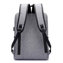 USB Charging Backpack for Men