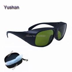 متعددة الطول الموجي العين ليزر واقية نظارات نظارات 755 و 808 و 1064nm ND: YAG الليزر حماية نظارات