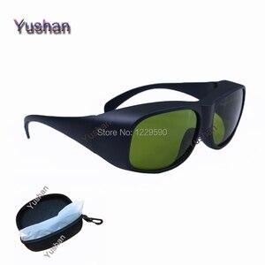 Image 1 - نظارات واقية للعين بالليزر متعددة الطول ونظارات حماية بالليزر 755 & 808 & 1064nm ND: YAG