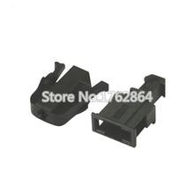 10PCS 1 hole jacket Automotive connectors car connector male with terminal DJ7019A-3.5-11