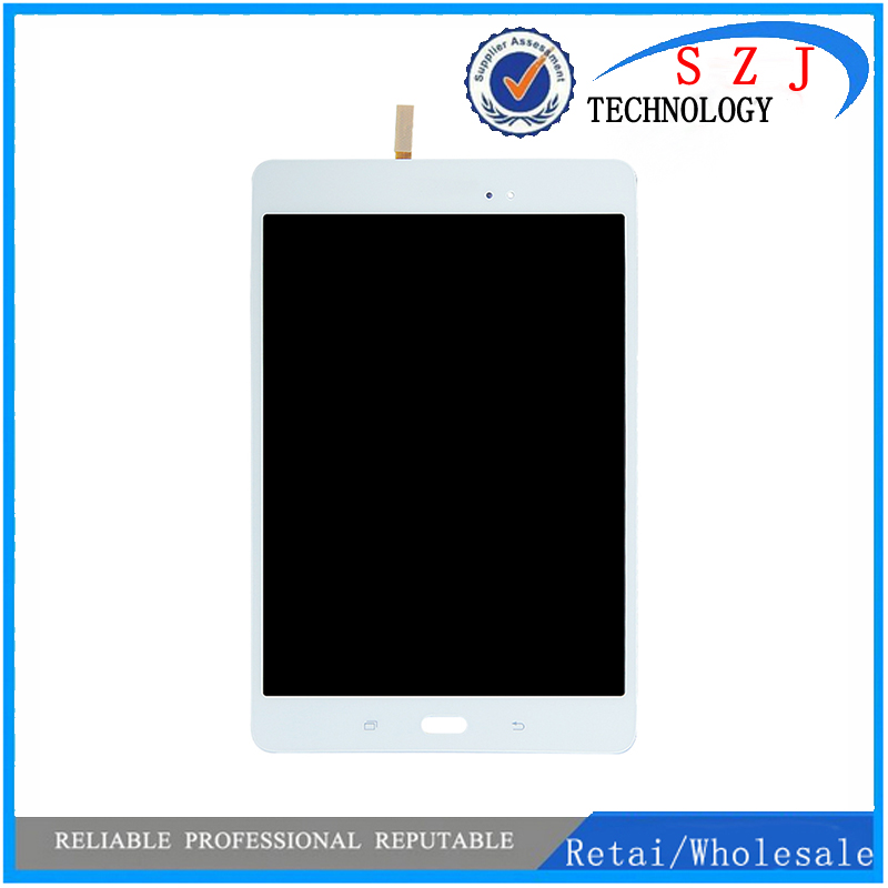 New 8 For Samsung Galaxy Tab A SM-T350 T350 LCD Display Matrix Touch Screen Digitizer Sensor Assembly Tablet Replacement tablet lcd assembly for samsung galaxy tab a 9 7 sm p550 p550 display with touch screen digitizer panel lcd combo replacement